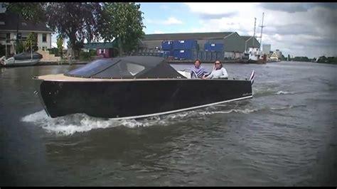 sloep rapida rapida 750 tendersloep bootfilm nl youtube