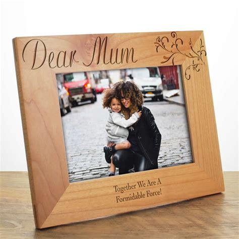 Alised Photo Frame For Mum