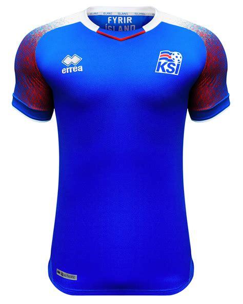 Islandia Mundial 2018 Camisetas Errea De Islandia Mundial 2018 Marca De Gol