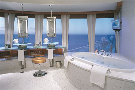 how to cruise in a bathroom 6 best cruise ship bathrooms cruise critic