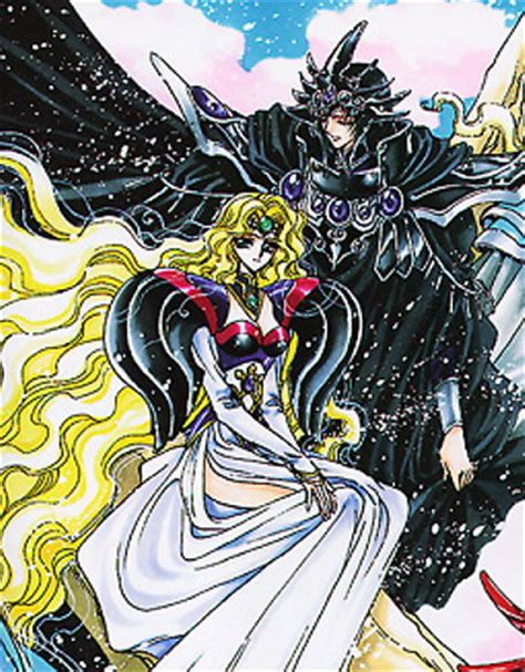 zagato magic knight rayearth animeromance4