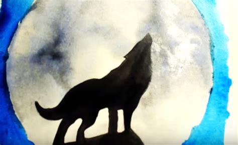watercolor wolf tutorial 30 best watercolor tutorials