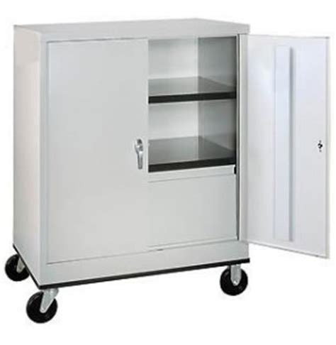 Mobile Lateral File Cabinet Mobile Lateral File Storage Cabinet Lfm 242 Metal File Cabinets