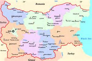 Bulgaria World Map by Maps Of Bulgaria Map Library Maps Of The World