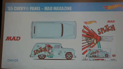 Wheels Hw Haulin Gas Mad Magazine K Pop Culture Hotwheels upcoming wheels 2017 pop culture mad magazine 66 dodge