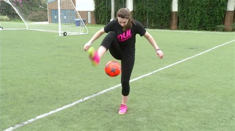 best soccer freestyler in the world learn the around the world freestyle soccer move