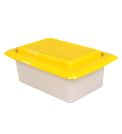 Tupperware Healthy Buddy tupperware plastic butter buddy by tupperware