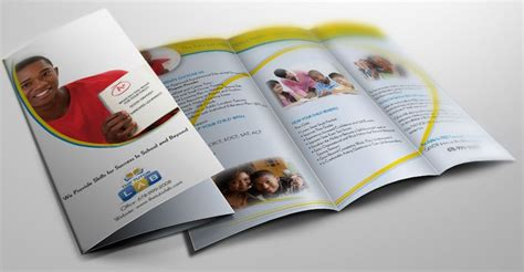 graphic design agency marketing materials