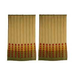 frank lloyd wright curtains frank lloyd wright pair of curtains from the albert