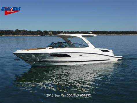 sea ray boats for sale in texas sea ray 350 slx boats for sale in texas