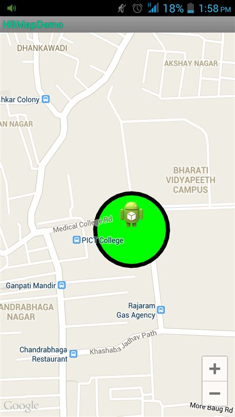 android geofence harshal benake s hb 21 map geo fencing android tutorial
