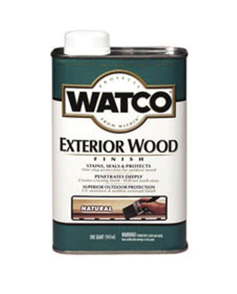 woodworking finishing supplies watco exterior wood finish the wood shop inc