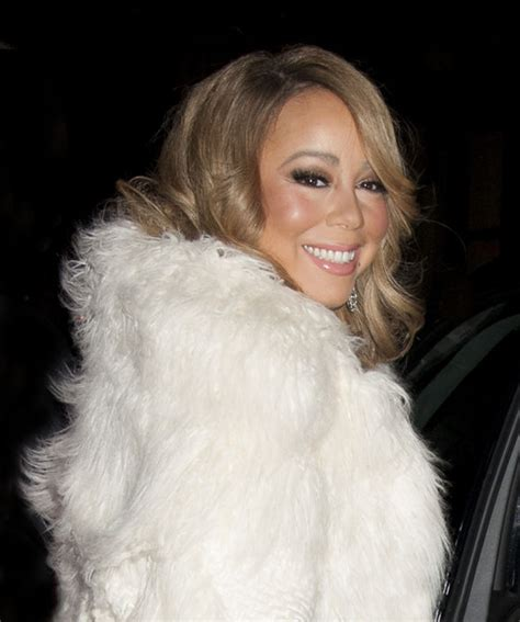 Careys Fur Coat Is Lost In The Mail by Carey Confirms Packer Wedding Will Be Soon