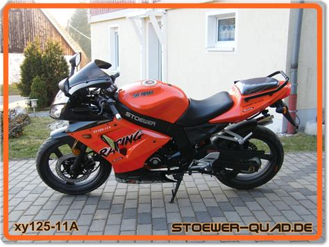 Motorrad Zulassen Unter 18 by Motorrad Shineray 125 Xy125 11a Supersport Mit Extras Ebay