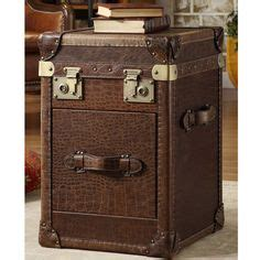 end tables designs steamer trunk end table and