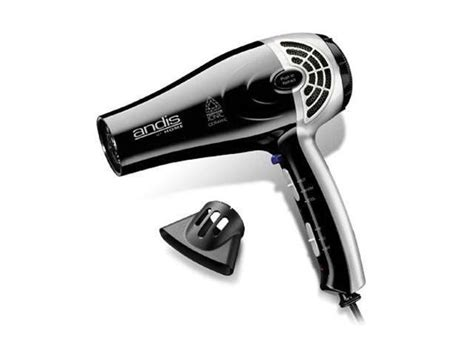 Andis 1875w Hair Dryer W Attachments andis company 81290 1875w ionic ceramic hair dryer