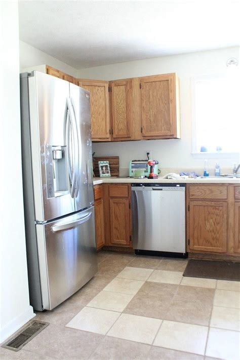 Dover White Kitchen Cabinets   Refresh Restyle