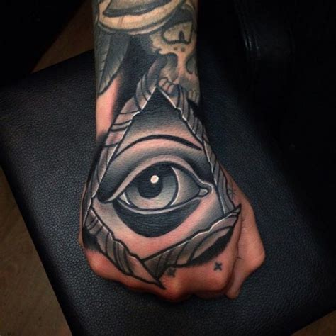 all seeing eye tattoo design 50 mysterious all seeing eye ideas everything you