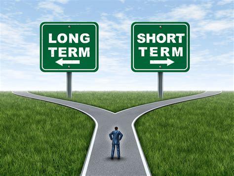short term long term goals every restaurant owner should