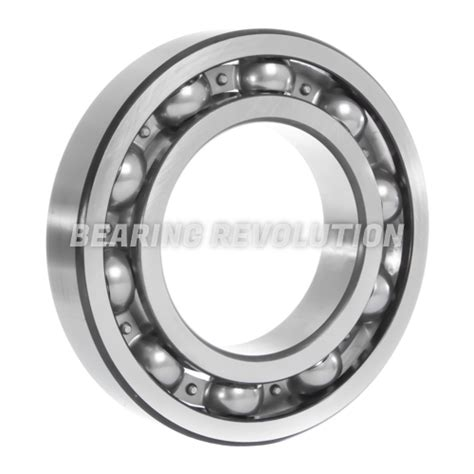 Bearing 6020 C3 6020 2rs c3 groove bearing with a 100mm bore