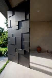 Foyer Designs In India Puertas De Entrada De Dise 241 O Moderno 49 Modelos
