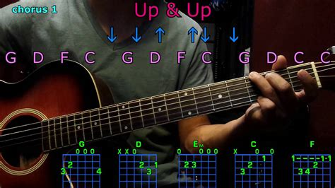 coldplay guitarist up up coldplay guitar chords youtube