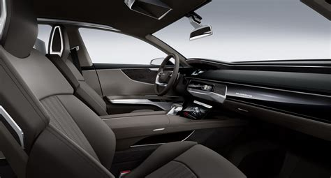2018 audi a8 could bring a new interior concept autoevolution 2018 audi a8 could bring a new interior concept