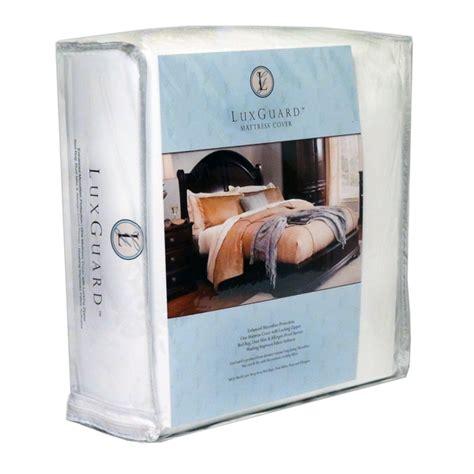 Lu Insect Killer sleep safe zipcovers quot luxguard quot woven mattress encasement mattress enc eco living friendly