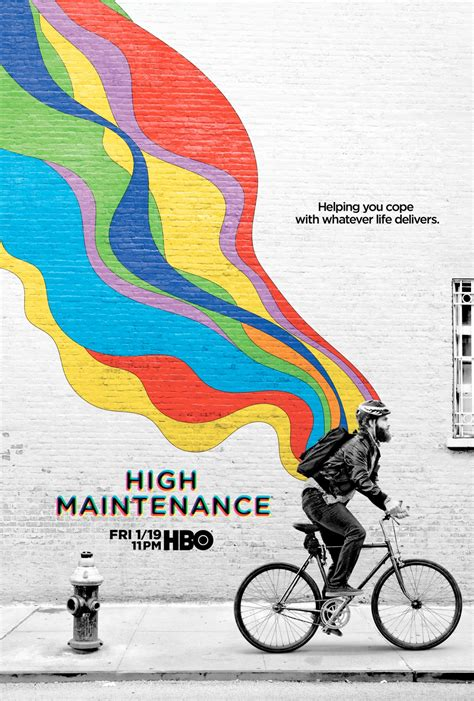 7 Signs You Are A High Maintenance by High Maintenance Season 2 Episodes Hbo Cinemax Pr Medium