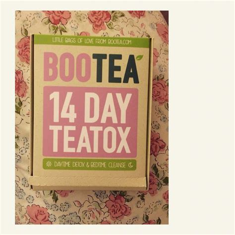 Bootea Detox Diet Plan by 1000 Images About Bootea Teatox On