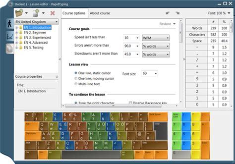 tutorial online rapid typing rapid typing tutor download
