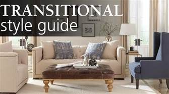 what is home decor interior design style guide transitional hm etc