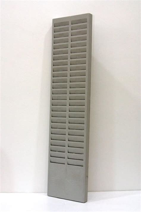Card Rack by Punch Card Rack For 50 Cards End 3 25 2016 11 46 Am Myt