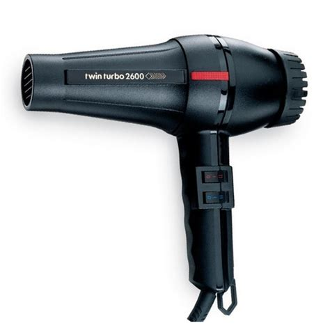 Turbo Hair Dryer by Turbo Power Turbo 2600 Dryer Black Blowers