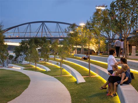 Landscape Architect Queensland Flood Of Ideas Washes Away Competition Ods