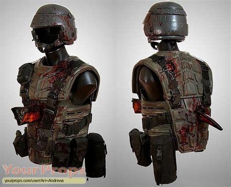 Starship Troopers Original starship troopers mobile infantry w i a mobile infantryman original costume