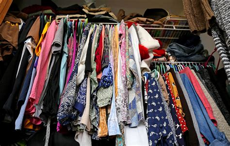 messy closet 11 rules for a successful closet cleaning spree rodale