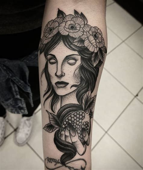 rise above tattoo persephone done by shane olds shanetattoos at