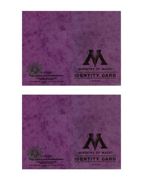 harry potter id card template print copy jpg imagem jpeg 2549 215 3299 pixels