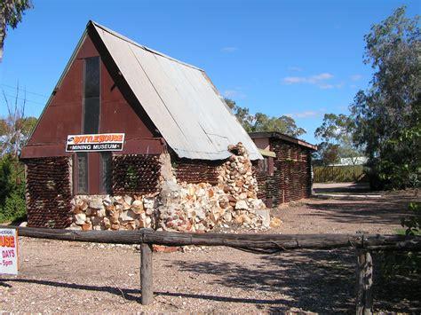 Bottle House by The Bottle House Lightning Ridge