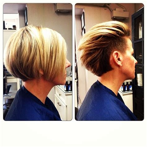 hair cuts from behind undercut wear it tucked behind the ears for a short look