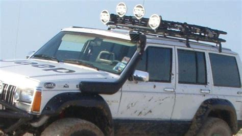 Xj Roof Rack Gutter Mounts by Buy New Custom Safari Cargo Roof Rack W Gutter Mounts