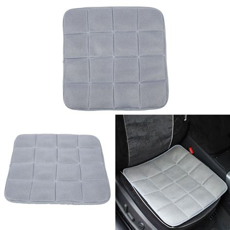 Therapy Covers by Auto Car Bamboo Charcoal Seat Cushion Cover Therapy Foam