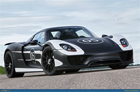 porsche supercar 918 ausmotive com 187 porsche 918 development moves forward
