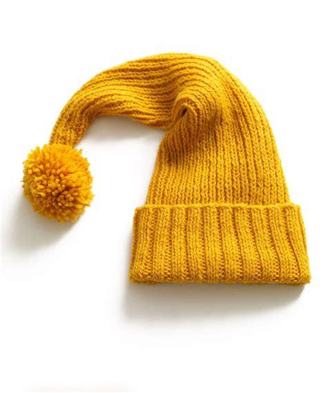 pattern stocking cap seasonal stocking cap in lion brand wool ease 60741ad