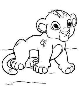lion king free coloring pages art coloring pages