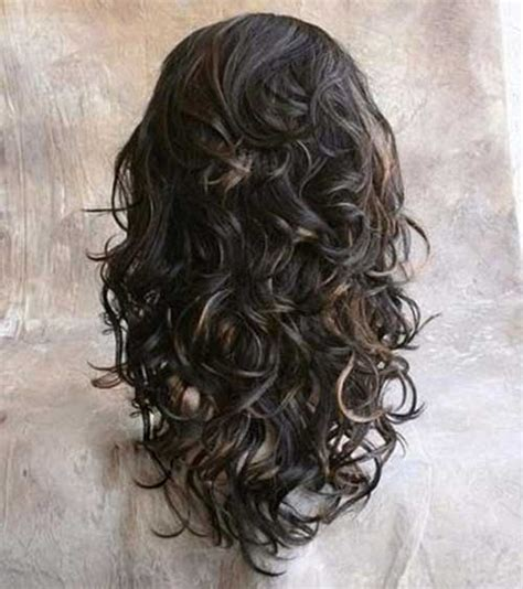 curly hairstyles for long hair with layers 20 best long hairstyles for curly hair hairstyles