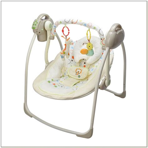 Electric Swing Baby by Baby Electric Swing Bouncer Chairs Home Decorating