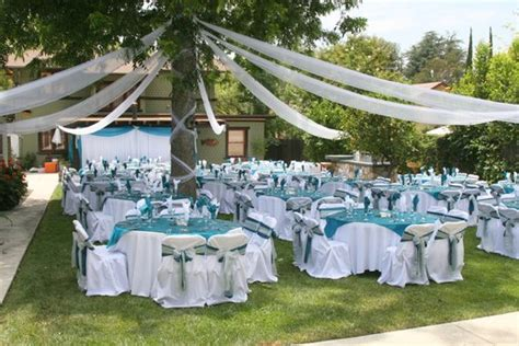 Quinceanera Outdoor Themes | backyard quinceanera ideas pdf