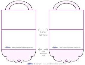 purse templates paper purse template free